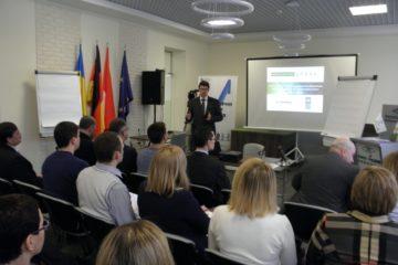 Консультации ПРООН по вопросам енергосервисного страхования в Украине